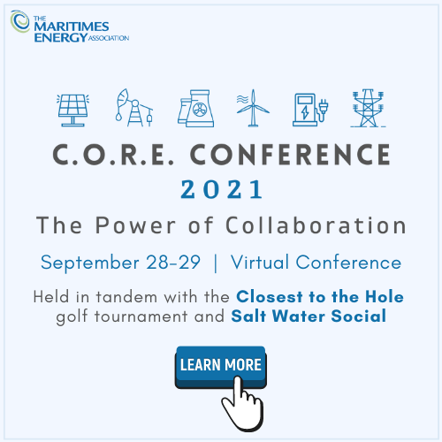 """Conference 2021. """"The Power of Collaboration"""", September 28-29. Virtual Conference, held in tandem with the Closest to the Hole golf tournament and Salt Water Social."""