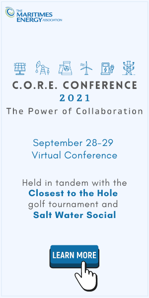 """C.O.R.E. Conference 2021. """"The Power of Collaboration"""", September 28-29. Virtual Conference, held in tandem with the Closest to the Hole golf tournament and Salt Water Social."""